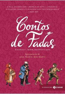 LIVRO CONTOS DE FADAS DE PERRAULT, GRIMM, ANDERSEN E OUTROS (EDIÇAO BOLSO DE LUXO)