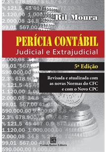 PERICIA CONTABIL: JUDICIAL E EXTRAJUDICIAL - 5ªED.(2018)