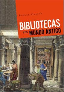 LIVRO BIBLIOTECAS NO MUNDO ANTIGO