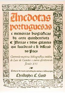 ANEDOTAS PORTUGUESAS - 1ªED.(1980) - Christopher C. Lund - Livro