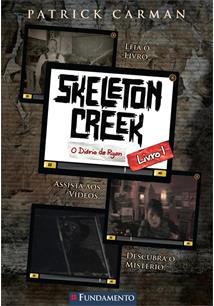 Resultado de imagem para Skeleton Creek livro 1 Patrick Carman
