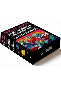 BOX URSULA K. LE GUIN: A MAO ESQUERDA DA ESCURIDAO E OS DESPOSSUIDOS - 1 ED.(2019)