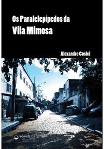 LIVRO OS PARALELEPIPEDOS DA VILA MIMOSA