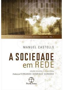 Castells a em pdf rede sociedade manuel