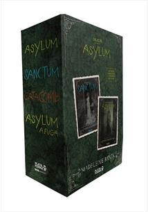 BOX COLEÇAO ASYLUM