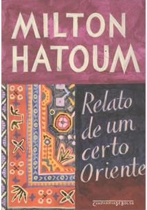 RELATO DE UM CERTO ORIENTE (ED. DE BOLSO)
