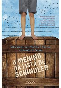 LIVRO O MENINO DA LISTA DE SCHINDLER