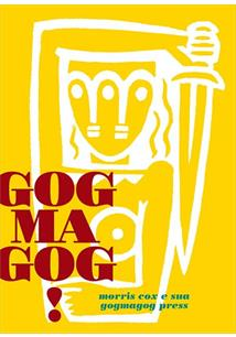 GOGMAGOG!: MORRIS COX E SUA GOGMAGOG PRESS