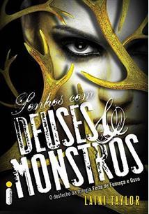 LIVRO SONHOS COM DEUSES E MONSTROS - 1ªED.(2014)