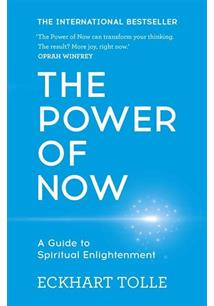 LIVRO THE POWER OF NOW: A GUIDE TO SPIRITUAL ENLIGHTENMENT