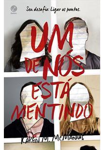 UM DE NOS ESTA MENTINDO - 8ªED.(2018)