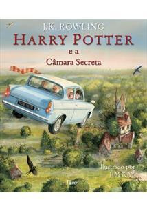 HARRY POTTER E A CAMARA SECRETA (ILUSTRADO)