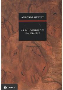 LIVRO AS 4+1 CONDIÇOES DA ANALISE - 12ªED.(1991)