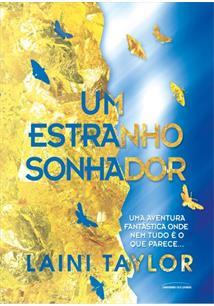 UM ESTRANHO SONHADOR - 1ªED.(2019)