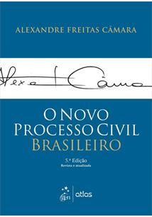 O NOVO PROCESSO CIVIL BRASILEIRO - 5ªED.(2019)