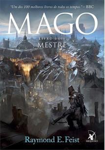 MAGO - LIVRO DOIS: MESTRE
