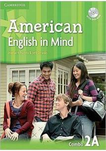 AMERICAN ENGLISH IN MIND 2A COMBO (STUDENT'S BOOK + WORKBOOK + DVD) - 2ªED.(2011)