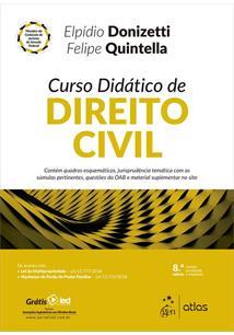CURSO DIDATICO DE DIREITO CIVIL - 8ªED.(2019)