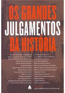 OS GRANDES JULGAMENTOS DA HISTORIA