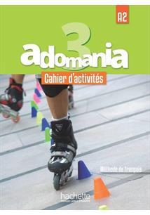 ADOMANIA 3: CAHIER D'ACTIVITES