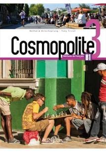 COSMOPOLITE 3 - LIVRE D'ELEVE AVEC DVD-ROM