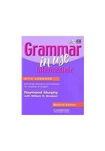 GRAMMAR IN USE INTERMEDIANTE, C / CD (2003)