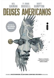 DEUSES AMERICANOS VOL. 1: SOMBRAS (GRAPHIC NOVEL)