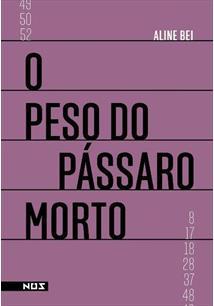 O PESO DO PASSARO MORTO - 1ªED.(2017)