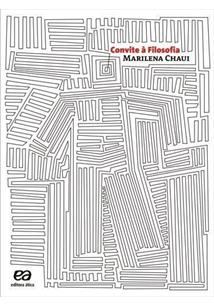 Convite A Filosofia 14ªed2010 Marilena Chaui Livro