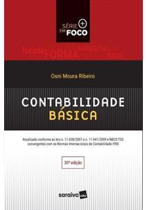 CONTABILIDADE BASICA 30ª EDIÇAO 2018 - 30ªED.(2018)