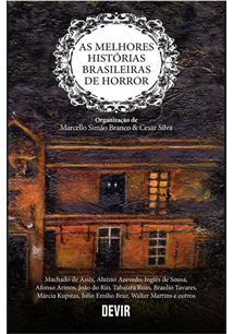 AS MELHORES HISTORIAS BRASILEIRAS DE HORROR