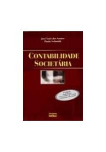 CONTABILIDADE SOCIETARIA - Jose Luiz dos Santos; Paulo