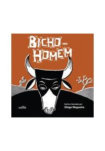 LIVRO BICHO-HOMEM - 1ªED.(2008)