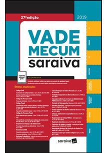 VADE MECUM SARAIVA TRADICIONAL 27ª EDIÇAO - 27ªED.(2019)