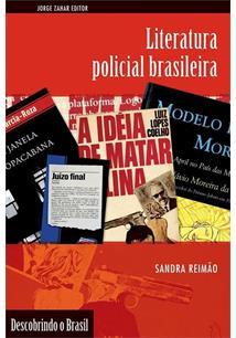 LIVRO LITERATURA POLICIAL BRASILEIRA