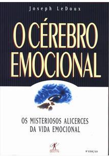 LIVRO O CEREBRO EMOCIONAL - 1ªED.(1998)