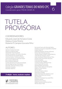 LIVRO TUTELA PROVISORIA - VOLUME 6 - 2ªED.(2019)