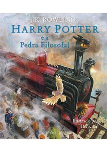 HARRY POTTER E A PEDRA FILOSOFAL (ILUSTRADO)