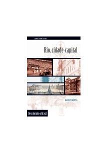 LIVRO RIO, CIDADE-CAPITAL - DESCOBRINDO O BRASIL