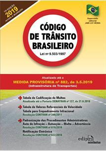 CODIGO DE TRANSITO BRASILEIRO - 13ªED.(2019)