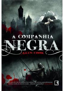 LIVRO A COMPANHIA NEGRA - 1ªED.(2012)