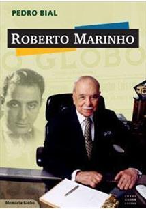 LIVRO ROBERTO MARINHO
