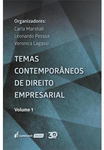 TEMAS CONTEMPORANEOS DE DIREITO EMPRESARIAL: VOLUME 1