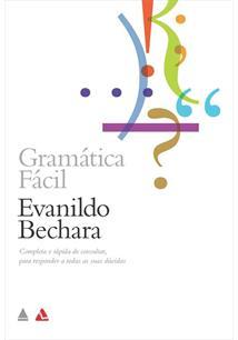 gramatica de evanildo bechara