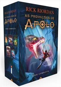 BOX AS PROVAÇOES DE APOLO - 1ªED.(2021)