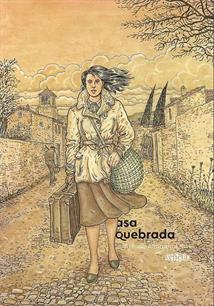 Asa Quebrada Antonio Altarriba Livro