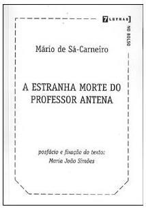 A ESTRANHA MORTE DO PROFESSOR ANTENA