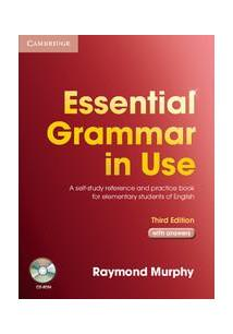 ESSENTIAL GRAMMAR IN USE - BOOK WITH ANSWERS AND CD-ROM - 3ªED.(2007)