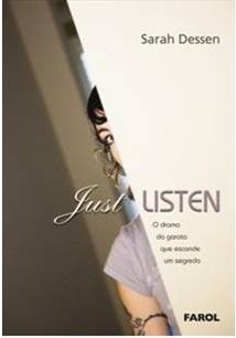 LIVRO JUSTIN LISTEN : A GAROTA QUE ESCONDE UM SEGREDO