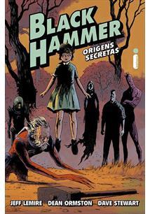 LIVRO BLACK HAMMER: ORIGENS SECRETAS
